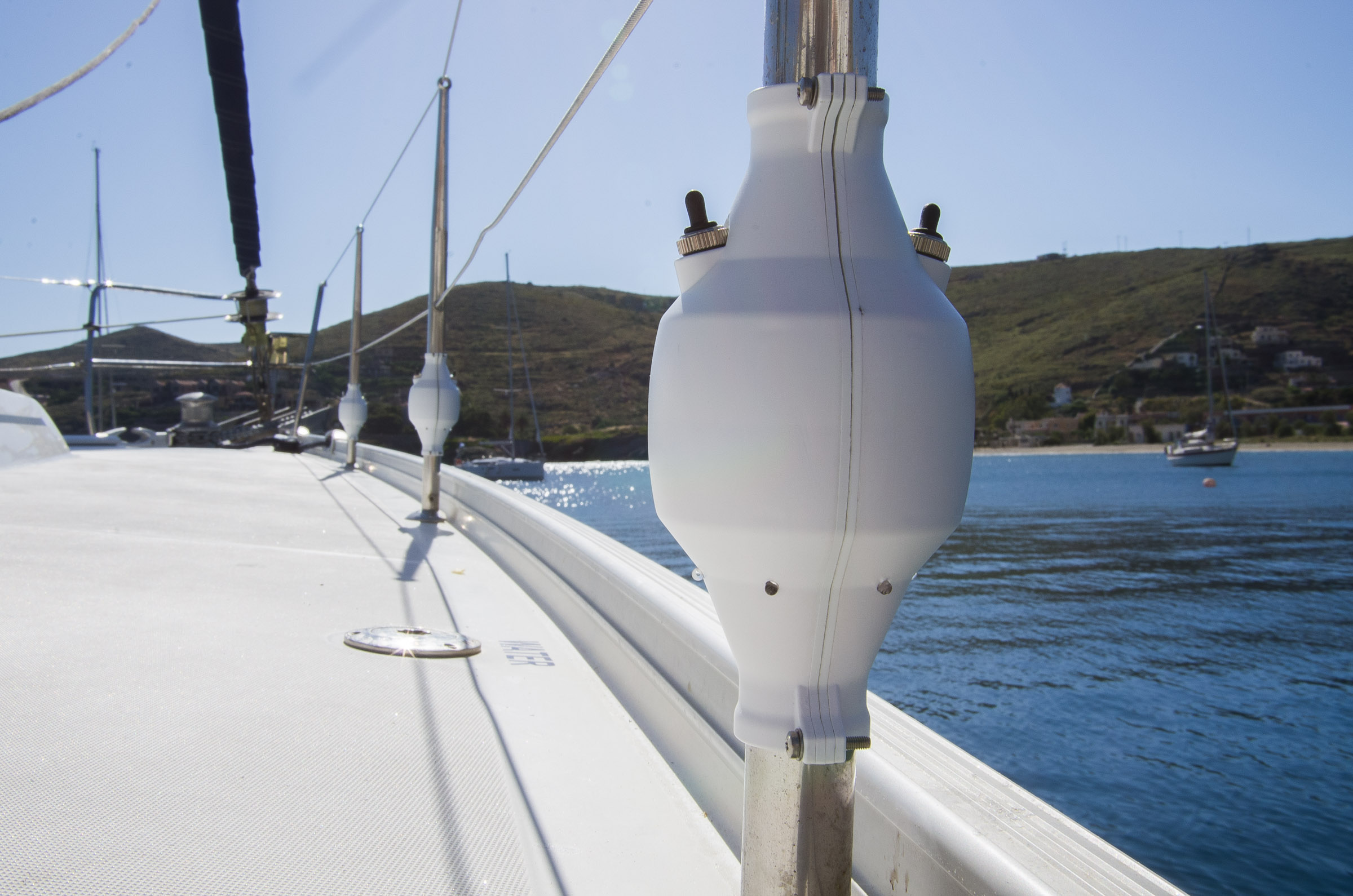 Marine Deck Lights Diamond Lux Lights